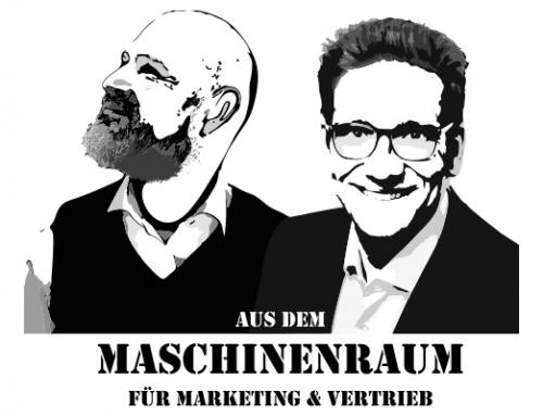 Aus dem Maschinenraum – der neue Podcast